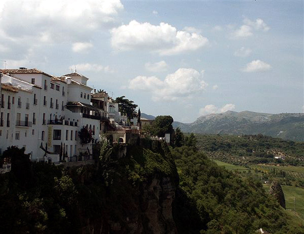 "photo ""Ronda II"" tags: travel, Europe"