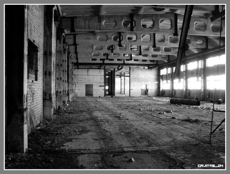 "фото ""Фабрика"" метки: архитектура, пейзаж,"
