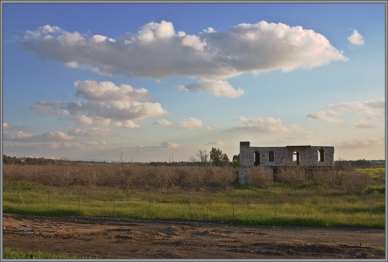 "photo ""Ruins of Modern Time"" tags: architecture, landscape,"
