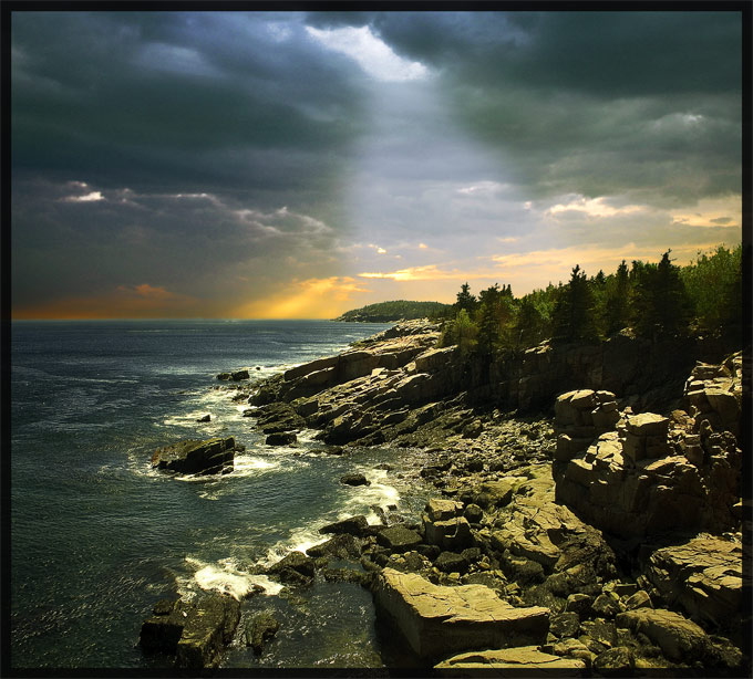 "photo ""Acadia II"" tags: misc.,"