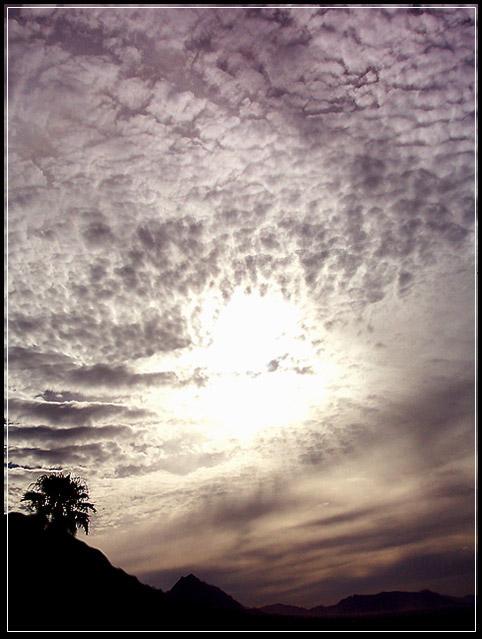 "photo ""Cielo"" tags: landscape, clouds, mountains"
