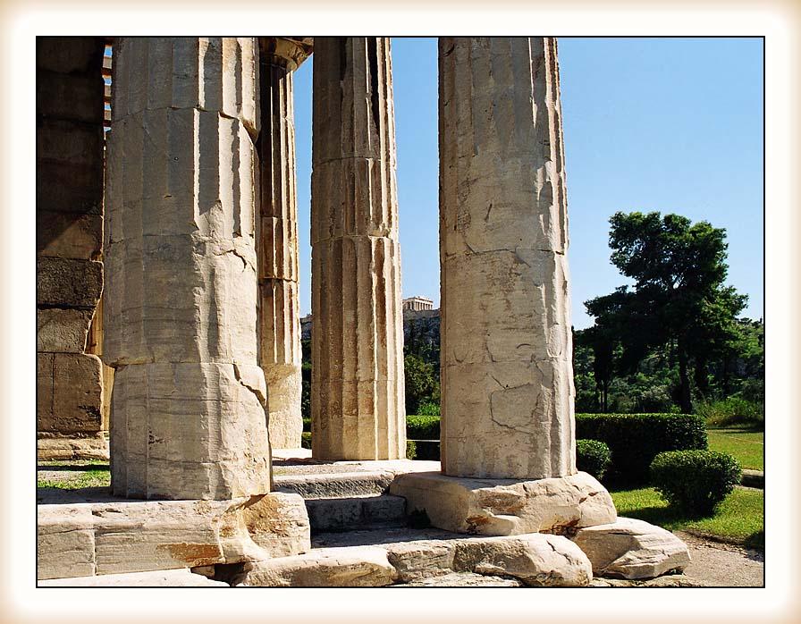 "photo ""Parthenon"" tags: architecture, travel, landscape, Europe"