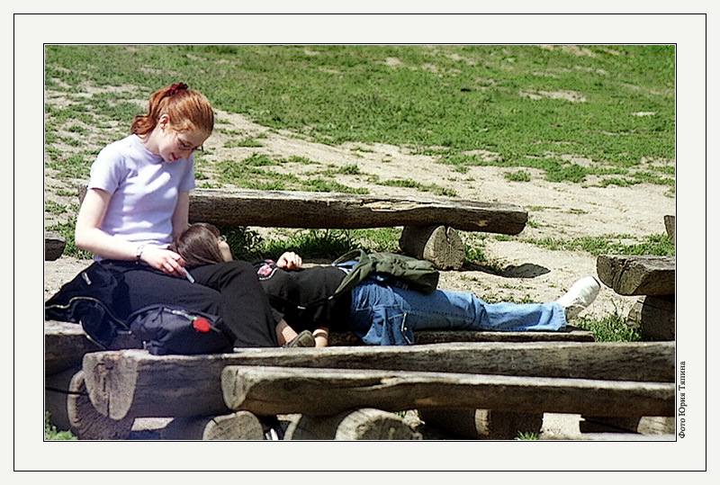 "photo ""Relax in the Sun"" tags: genre,"