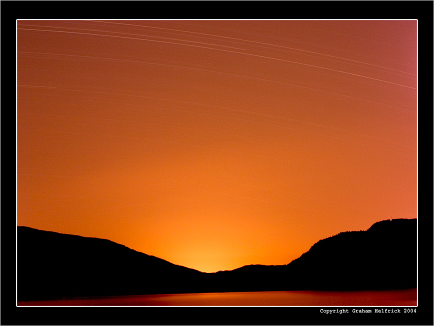 "photo ""Starscape III"" tags: landscape, night"