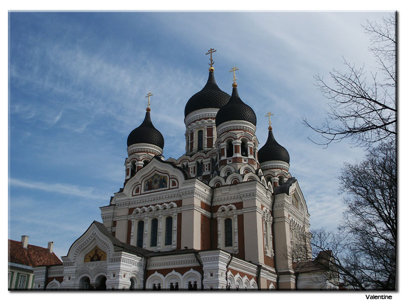 "photo ""Сathedral"" tags: montage, architecture, landscape,"