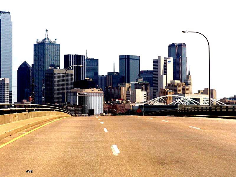 """photo """"Dallas, Texas"""" tags: architecture, landscape,"""