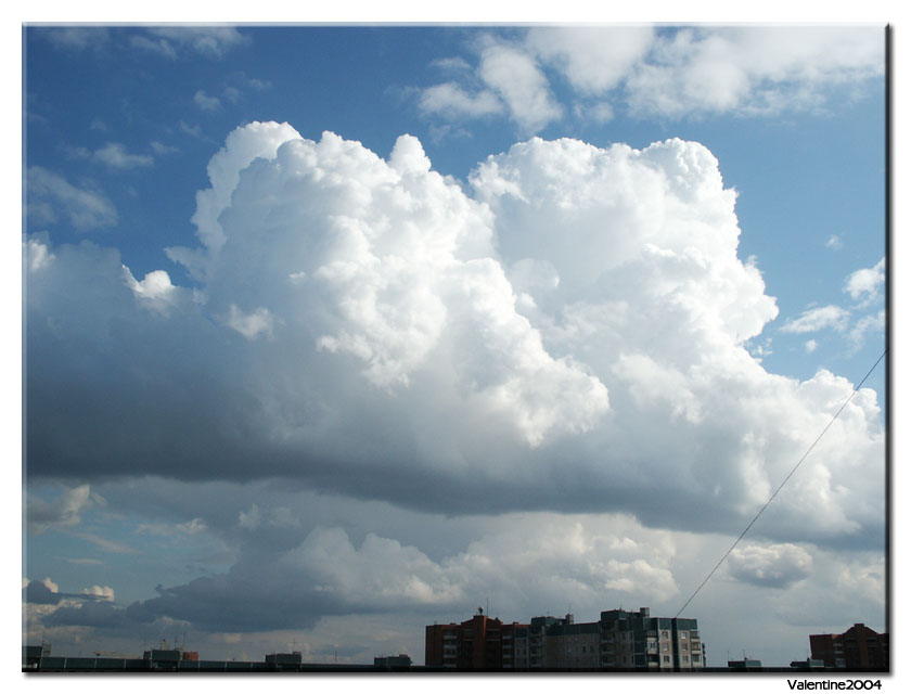 "photo ""Sky"" tags: montage, landscape, clouds"