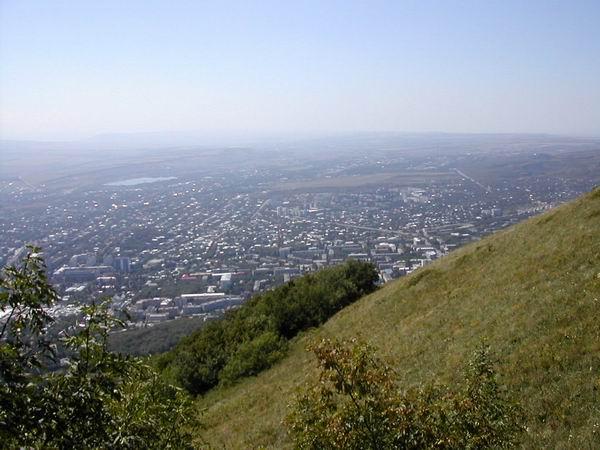 "photo ""Pyatigorsk"" tags: landscape, autumn"