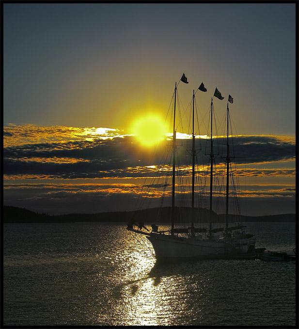 "фото ""Bar Harbor III"" метки: разное,"