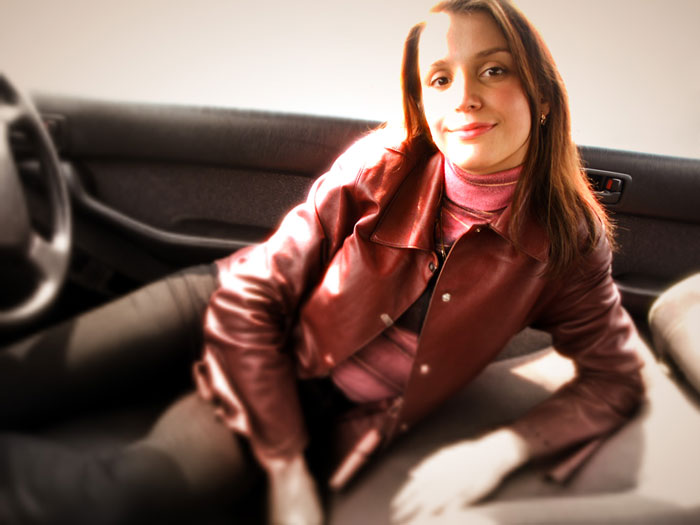 "photo ""Marina"" tags: portrait, woman"