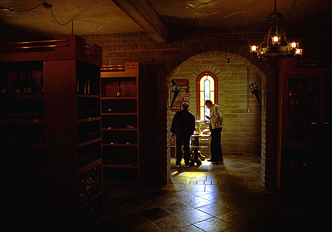 "photo ""the wine cellar"" tags: misc.,"