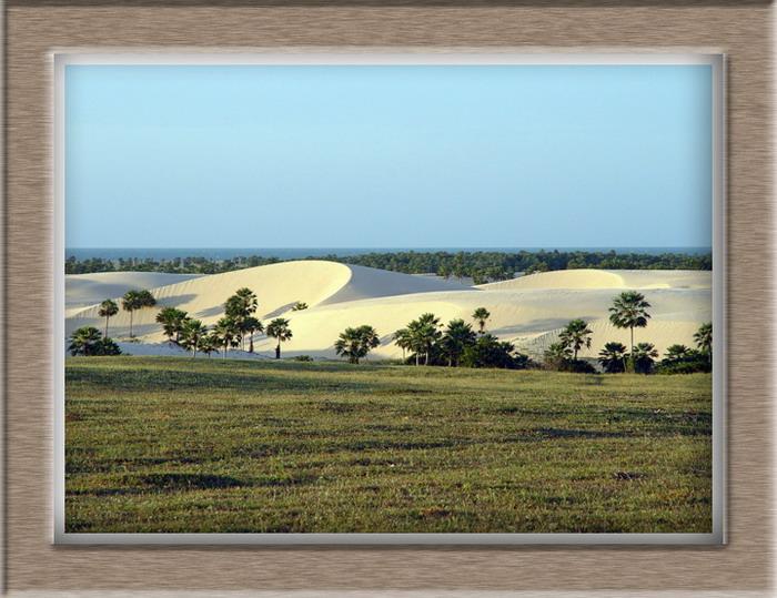 "photo ""Parnaiba, Brazil"" tags: travel, landscape, South America, water"
