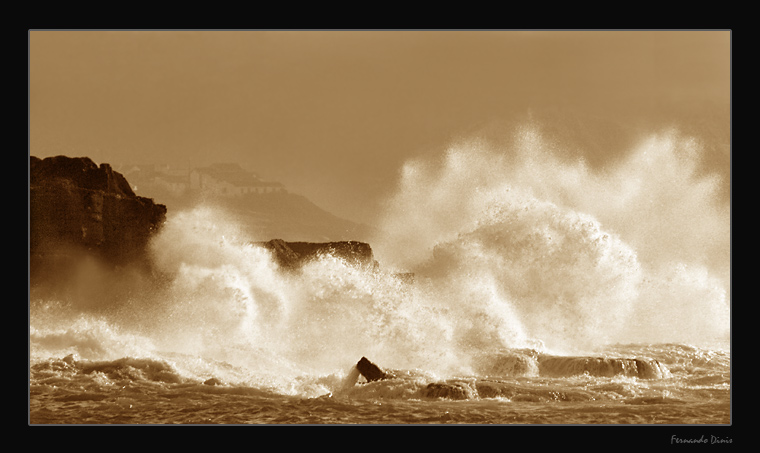 "photo ""Oceanic fury"" tags: landscape, water"