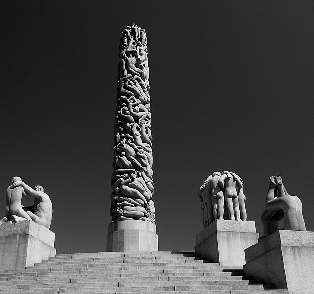 """photo """"Monolith 1"""" tags: landscape,"""