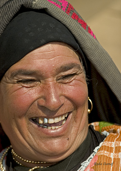 "photo ""Smile"" tags: portrait, woman"