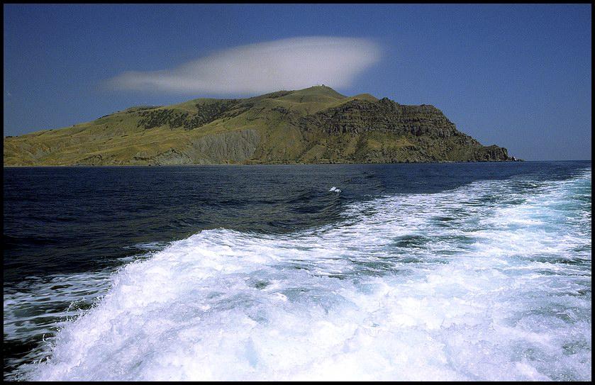 "фото ""про море и ""рыбное"" облако..."" метки: пейзаж, вода, облака"