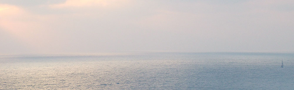 "photo ""Panorama Peace in the Horizon Line"" tags: abstract, landscape, water"