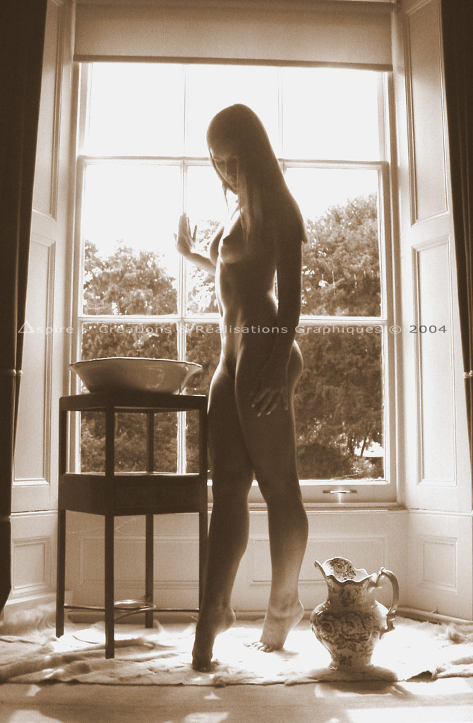 "photo ""The Manor House"" tags: nude, portrait, woman"