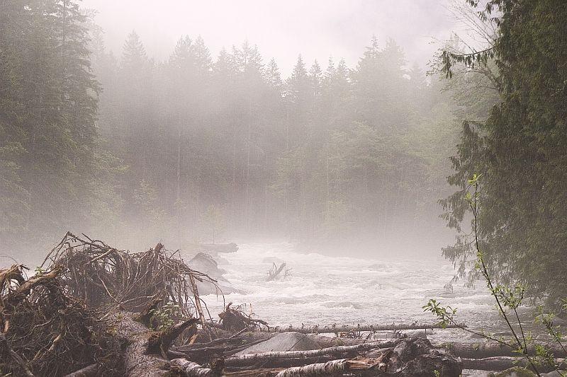 """фото """"Mystic River"""" метки: природа,"""