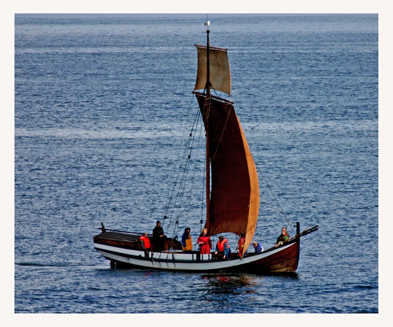 "фото ""Old norwegian fishing boat"" метки: портрет,"