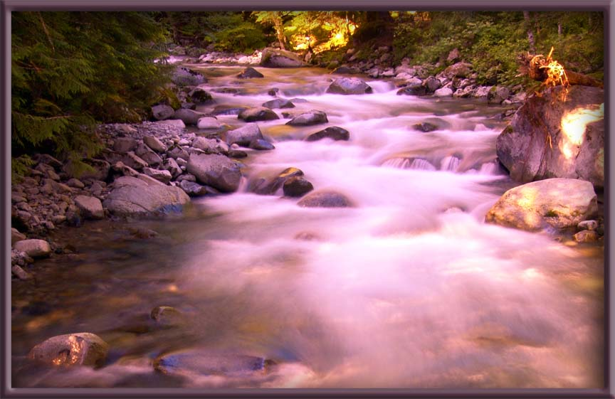 "photo ""Troublesome Creek"" tags: landscape, water"