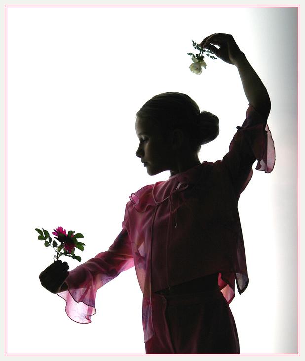 """фото """"Цветы"""" метки: портрет, фотомонтаж, дети"""