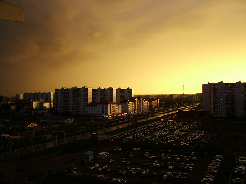 "photo ""X-evening (Radioevening)"" tags: genre, landscape, night"