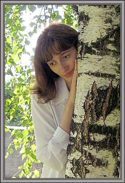 """фото """"Грустная"""" метки: портрет, жанр, женщина"""