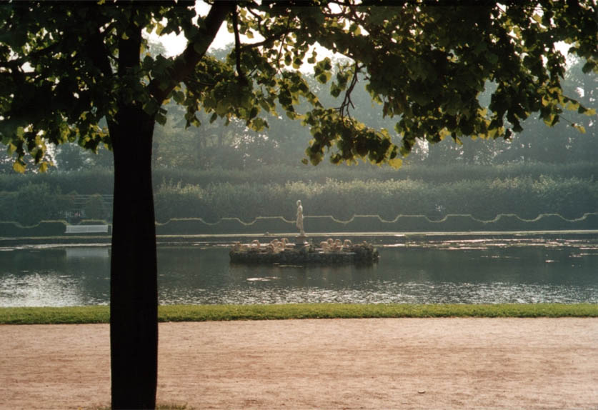 "photo ""Peterhof 1"" tags: travel, landscape, Europe, water"