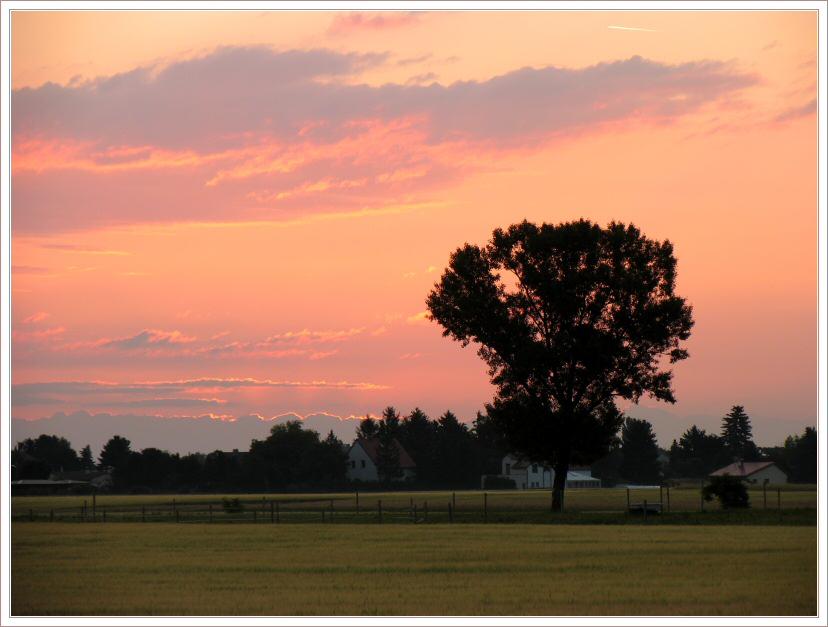 """фото """"5 min. before sunrise"""" метки: пейзаж, закат"""