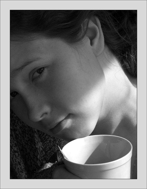 """photo """"Portrait wcup"""" tags: black&white, portrait, woman"""