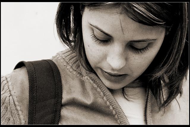 "photo ""Nina"" tags: portrait, woman"