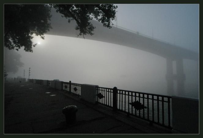 """фото """"утро туманное"""" метки: природа,"""