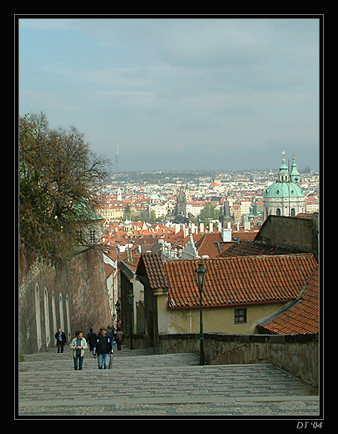 "photo ""301 steps"" tags: travel, architecture, landscape, Europe"