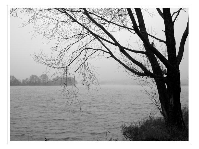 """photo """"Je t`aime melancolie"""" tags: landscape, autumn, water"""