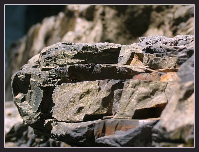"""фото """"фрагмент скалы..."""" метки: макро и крупный план,"""