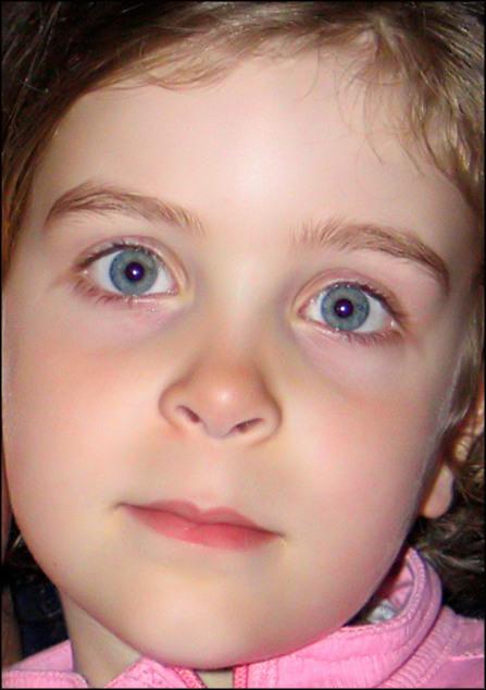 """photo """"Blue Eyes"""" tags: portrait, children"""