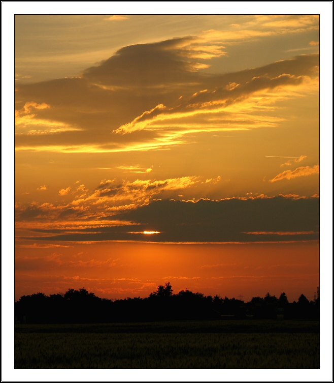 "photo ""5 min. after sunrise"" tags: landscape, sunset"