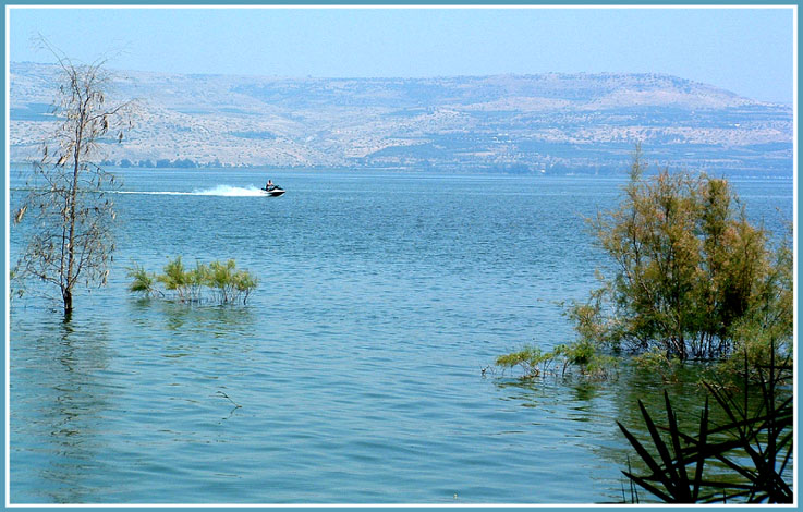 "photo ""Lakes Kineret Lazur"" tags: landscape, water"