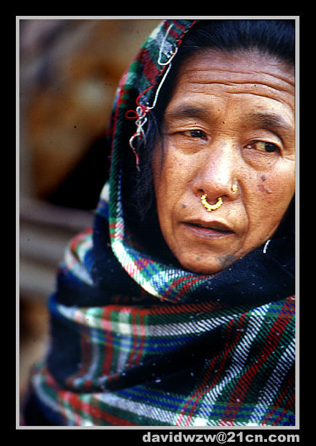 "photo ""APPOINTMENT.NEPALESE"" tags: travel, portrait, Asia, woman"