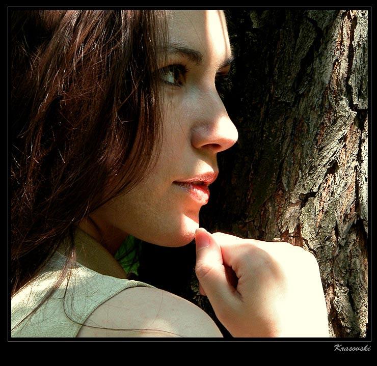 """фото """"Лесная сказка"""" метки: портрет, жанр, женщина"""