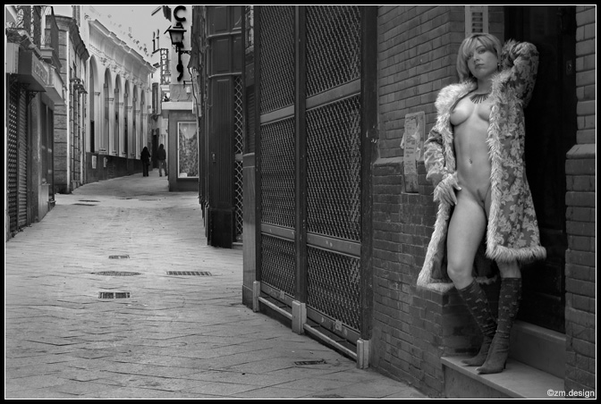 "photo ""In memory of Seville"" tags: nude,"