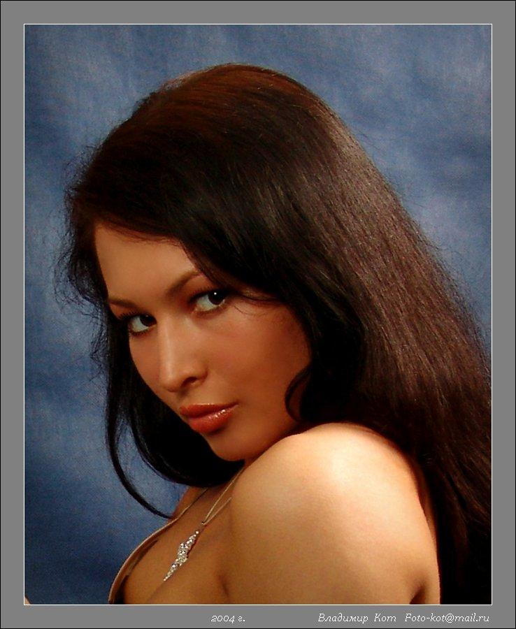 "photo ""Elvira"" tags: portrait, woman"