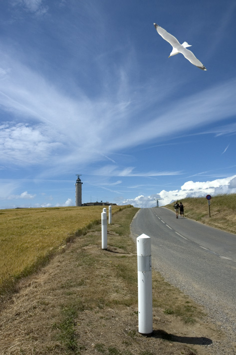 "photo ""cap blanc nez- france"" tags: misc., landscape, summer"