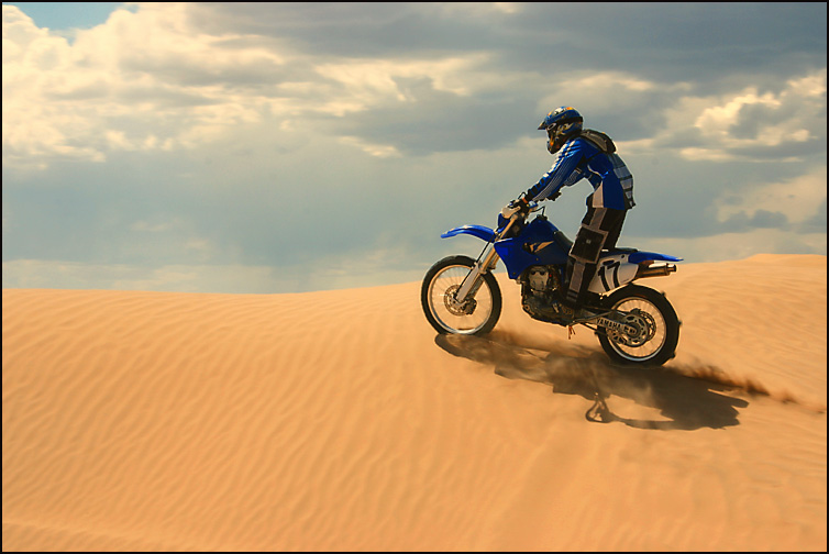 "photo ""Little Sahara - 3"" tags: travel, sport, North America"