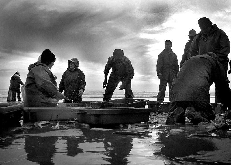 "фото ""Sea people"" метки: черно-белые,"