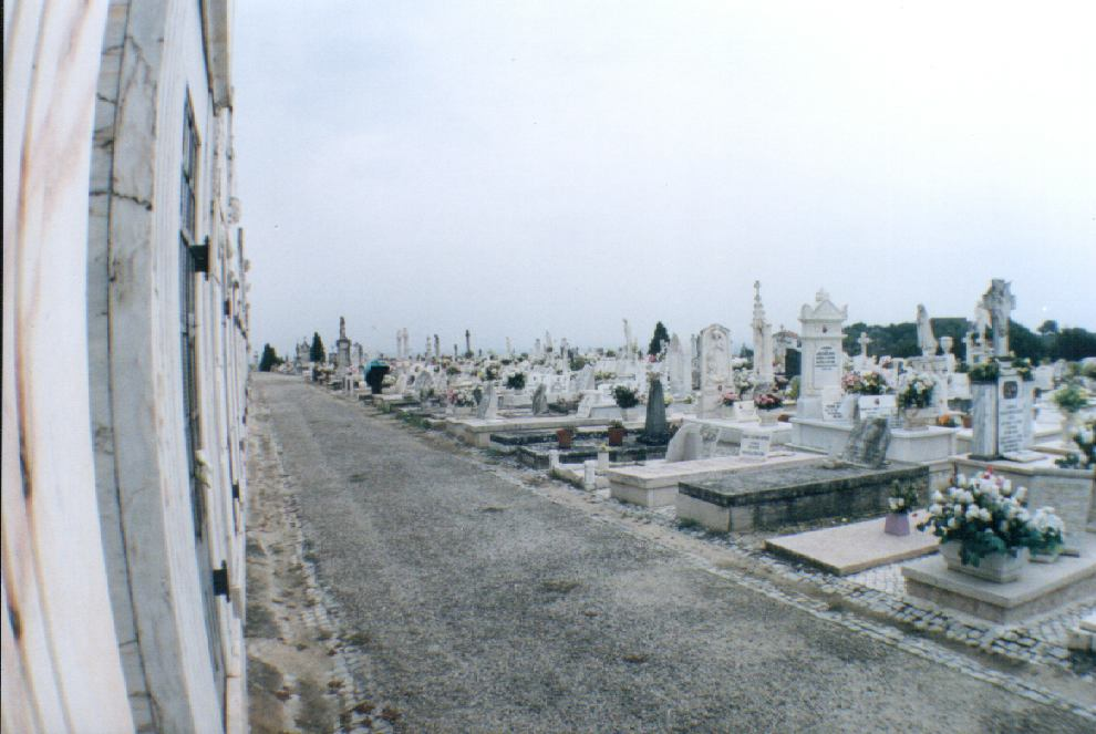 "photo ""Grave yard"" tags: misc.,"
