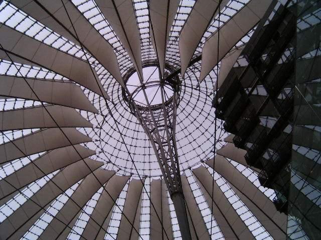 "photo ""Dome."" tags: architecture, landscape,"