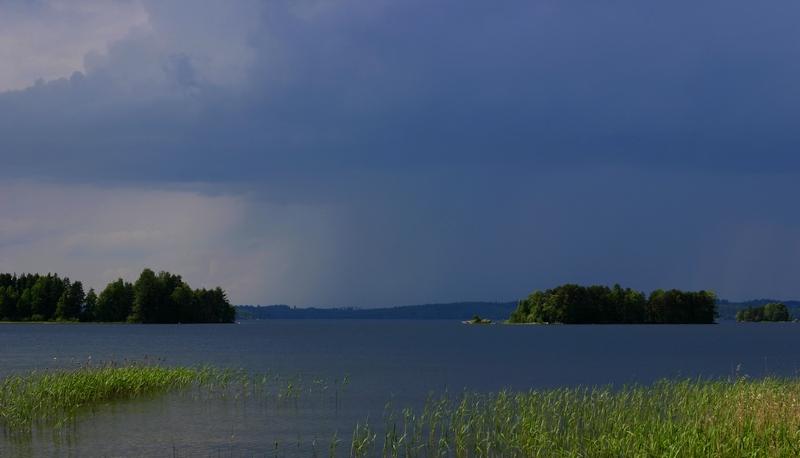 """фото """"Before thunderstorm..."""" метки: пейзаж, лето"""