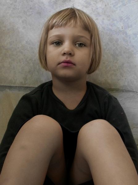 """photo """"Greta"""" tags: portrait, children"""